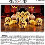 Dralion in The News & Observer