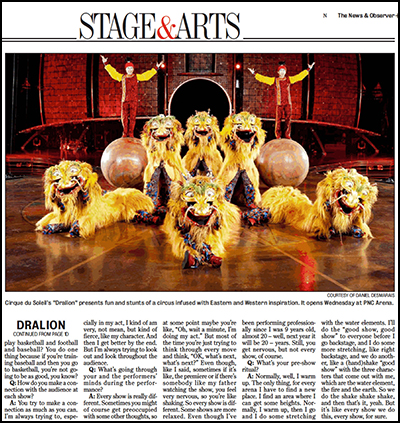 cirque case study Case study: cirque du soleil 1 what is cirque's product and its strategy cirque du soleil combines street performers, clowns, acrobats, and gymnasts to create artistic works as their so-called product.