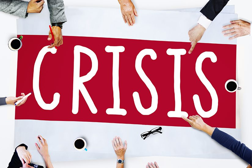 Crisis communication begins with planning.