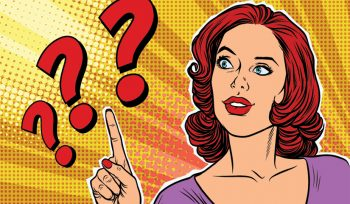 businesswoman has questions to ask to hire the right marketing agency